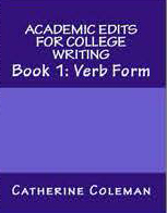 Academic Edits for College Writing